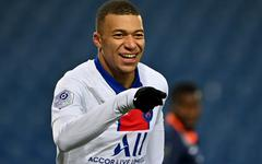 Paris Saint-Germain : Mbappé inscrit son 100e but face à Montpellier