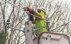 World news – National Grid is increasing staff and preparing for windy weather