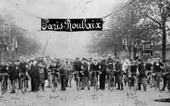 19 avril 1896 : l'Allemand Josef Fischer remportait le premier Paris-Roubaix