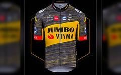"La nouvelle tenue du team Jumbo Visma pour le Tour de France: ""The Rapid Rebel"""